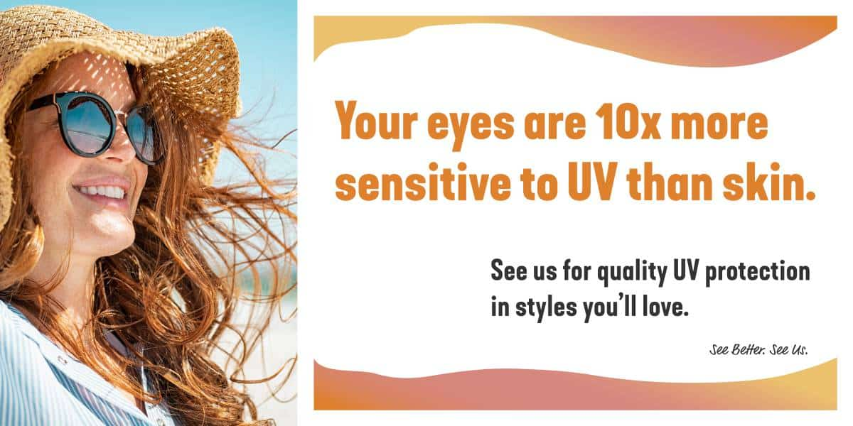Sunscreen for Eyes